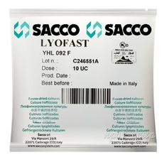 Вспомогательная закваска Sacco Lyofast LF 55 10U